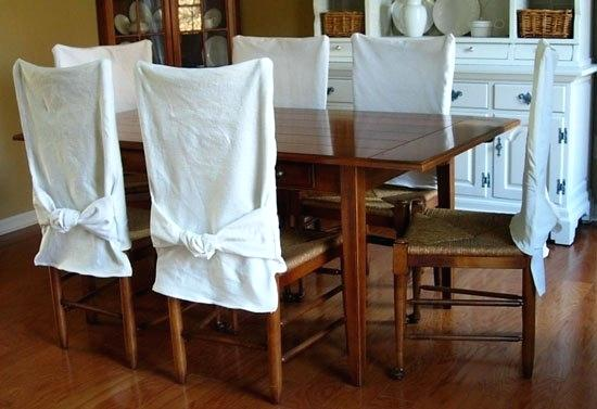 20 Interesting Dining Room Chair Cover, How To Make Chair Covers For Dining Room