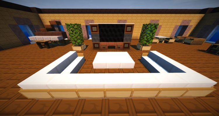 minecraft nice lounge living room designs ideas | 20 Living Room Ideas Designed in Minecraft