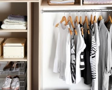 20 Small Closet Design Ideas with Ample Space