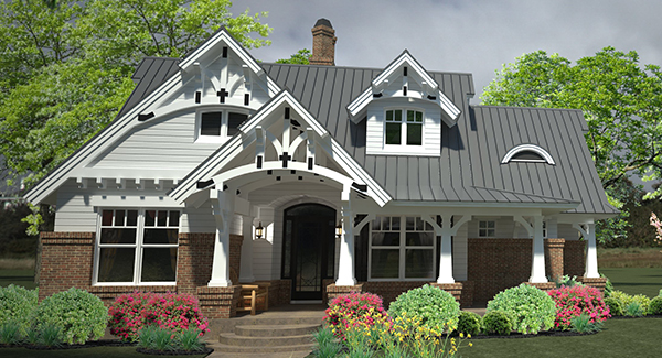 Craftsman Home Small