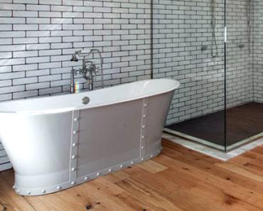 French Bateau Tub