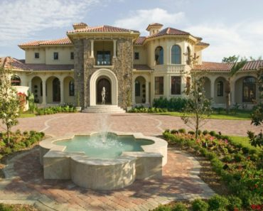 Mediterranean Mansion