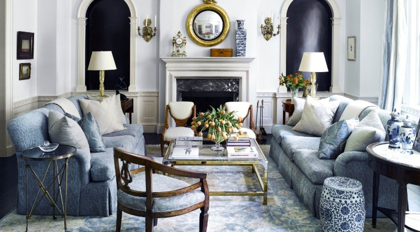 12 Picturesque Small Living Room Design: 20 Beautiful Examples Of French Country Living Rooms