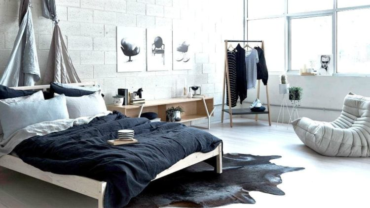 The Key Characteristics of a Scandinavian Bedroom