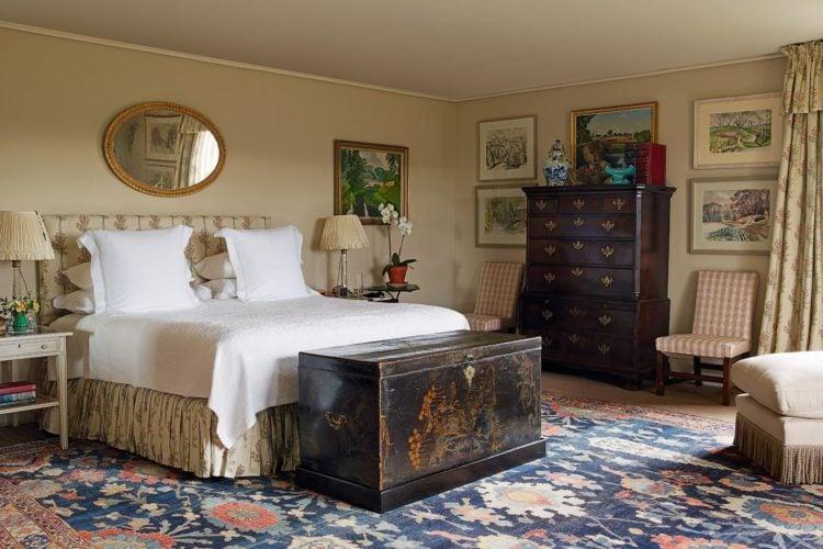 Traditional English Bedroom