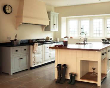 traditional english kitchen