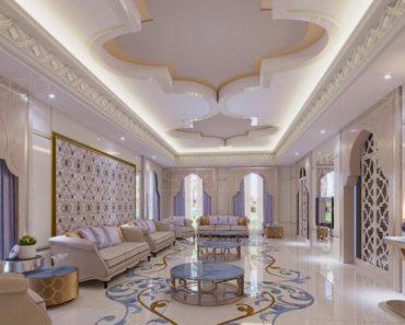 Moroccan Villa Design