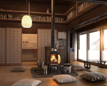 The Key Characteristics of a Japanese Living Room