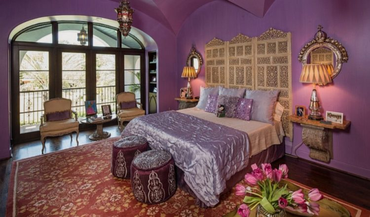 The Key Characteristics of a Moroccan Style Bedroom