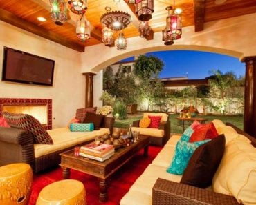 The Key Characteristics of a Moroccan Style Living Room