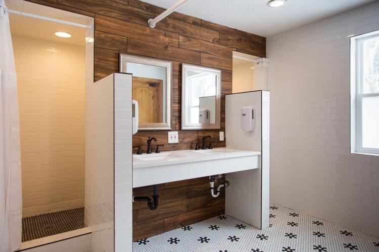 Peruvian Bathroom