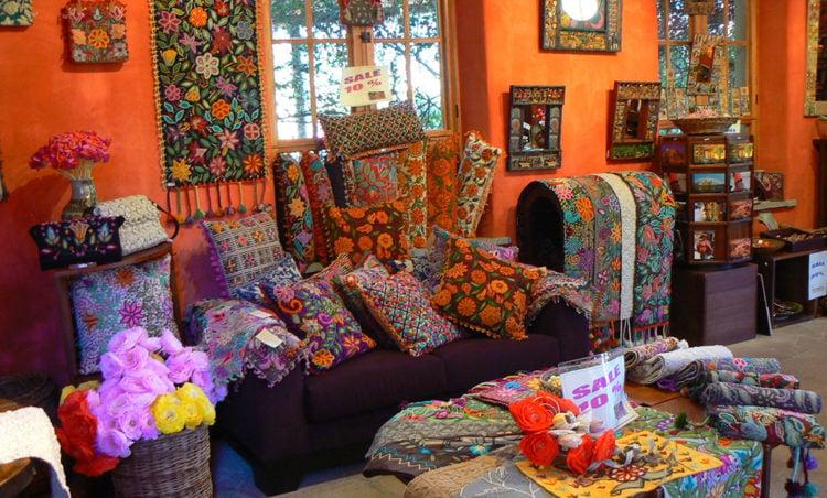 Peruvian Living Room