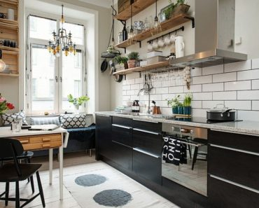 The Key Characteristics of a Scandinavian Kitchen