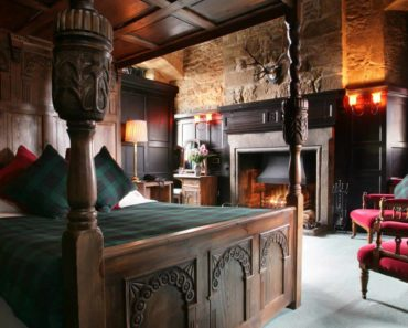 The Key Characteristics of a Scottish Style Bedroom
