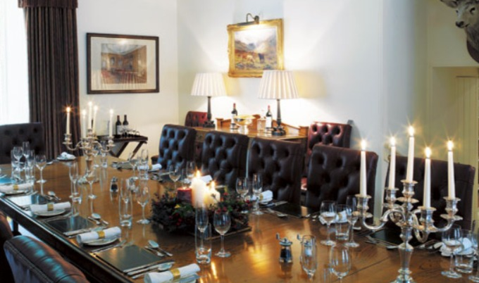 Scottish Dining Room