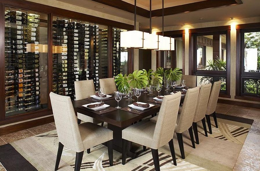 The Key Characteristics Of A Thai Style Dining Room