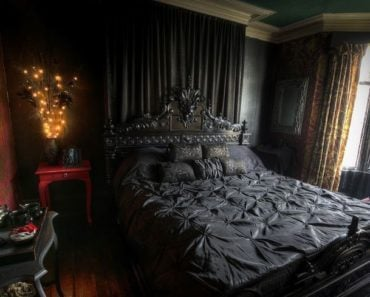 What You Need to Create the Perfect Gothic Bedroom