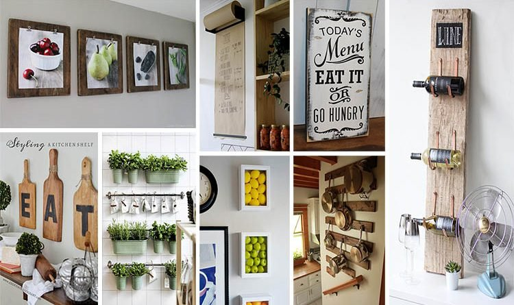 How To Choose The Right Kitchen Wall Decor