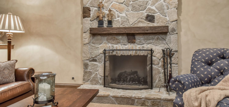 20 Gorgeous Uses Of A Stone Fireplace