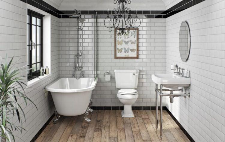 Perfect Victorian Bathroom