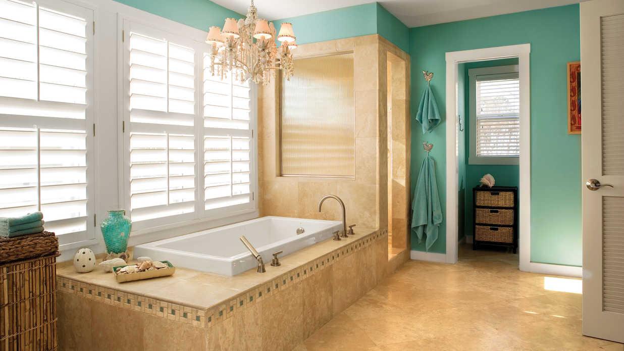 Create The Perfect Beach Themed Bathroom, Surf Bathroom Ideas