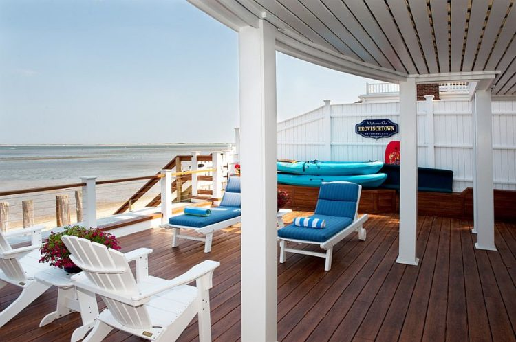 Coastal Deck Design