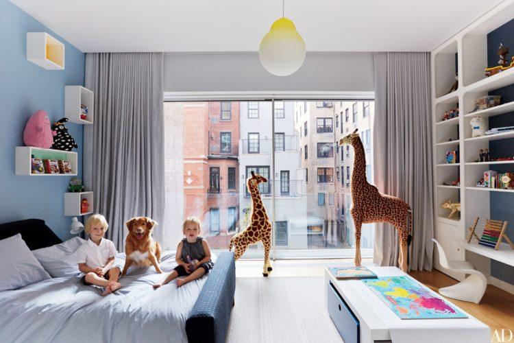 Stylish Kids Bedroom