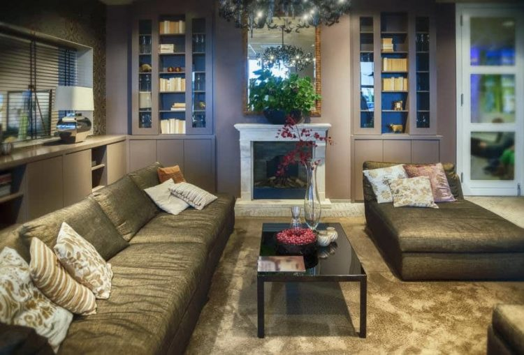 20 Beautiful Eclectic Living Room Designs