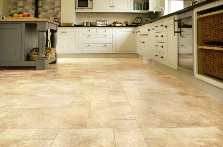 10 Types Of Kitchen Flooring That All Work Well