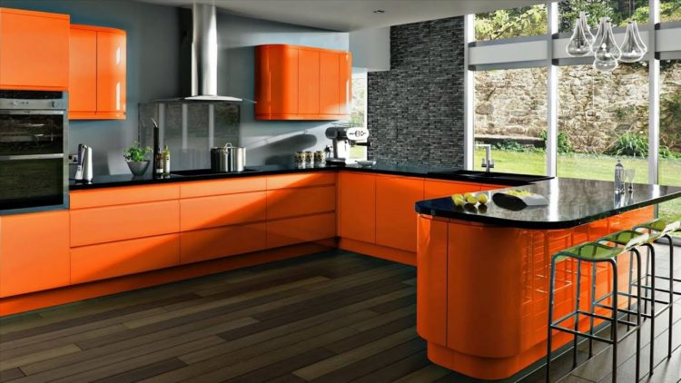 20 Orange Kitchens That Will Blow You Away Nimvo Interior And