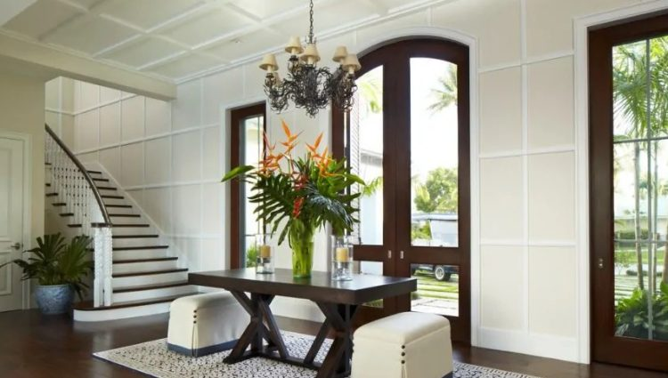 Tropical Foyer
