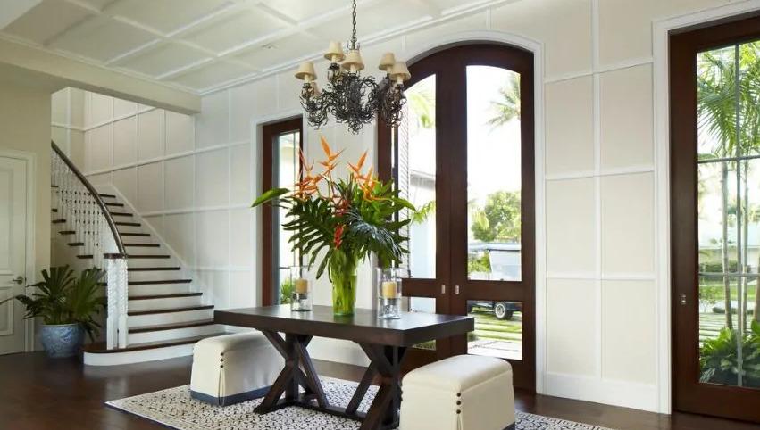Tropical Foyer