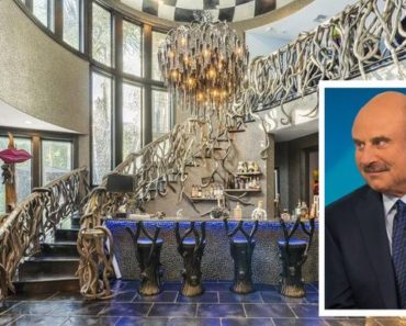 Check Out Dr. Phil's $5.7 Million Wacky Beverly Hills Mansion