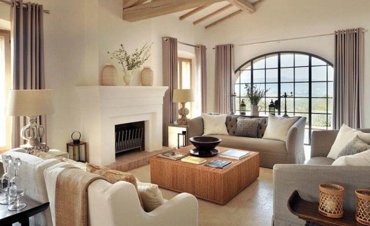 Italian living room