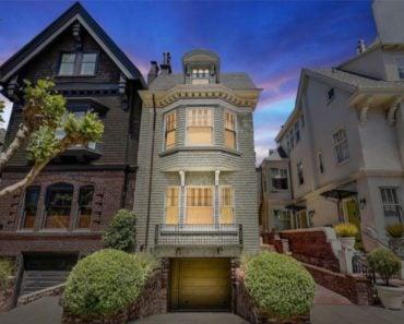 Julia Roberts Has a New $8.3 Million Century-Old San Francisco Victorian