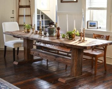 What to Look for in a Harvest Table