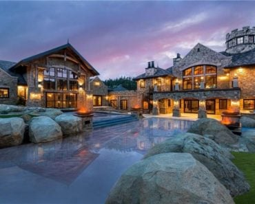 $13.95 Million Montana Castle Has Everything Imaginable