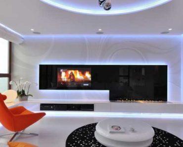 10 Essentials For the Perfect Futuristic Living Room