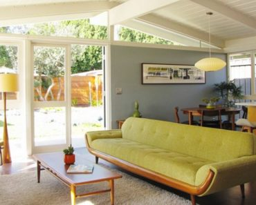 10 Must Haves to Create a 1950s Living Room