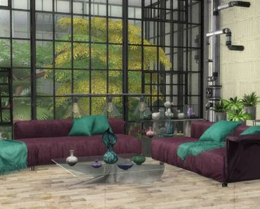 A Few Sims 4 Living Room Ideas For Inspiration