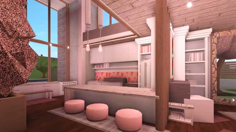 Bloxburg House Ideas Roblox One Floor Four Bloxburg Living Room Ideas That Will Inspire You