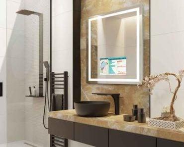 The Five Best Bathroom Smart Mirrors Money Can Buy