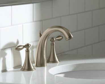 10 Essentials for a Brushed Nickel Bathroom