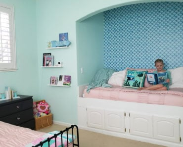 10 Essentials for the Perfect Mermaid Bedroom