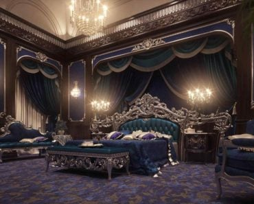 10 Essentials to Have a Royal Bedroom Look