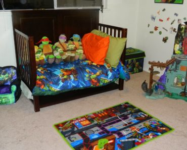 10 Essentials for the Perfect Ninja Turtles Bedroom