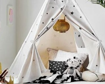 10 Essentials You Need for the Perfect Teepee Bedroom