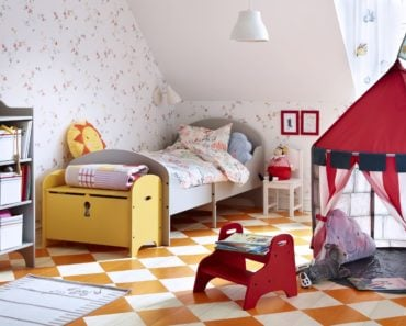 10 Essentials for the Perfect Toddler Bedroom