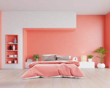 10 Essentials for the Perfect Coral Bedroom