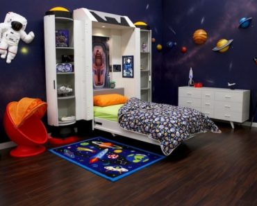 10 Essentials You Need for a Space Themed Bedroom